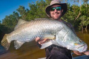 Run Off Barra Fishing Darwin